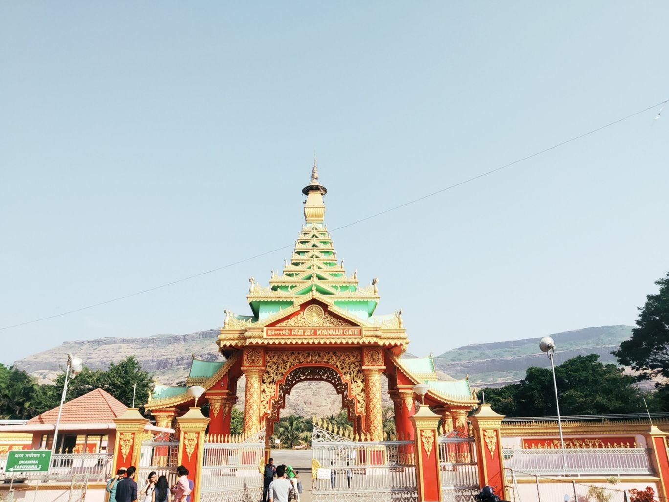 Photo of Breakfast Ride to Myanmar Gate @Igatpuri By Kalpesh Bhagne