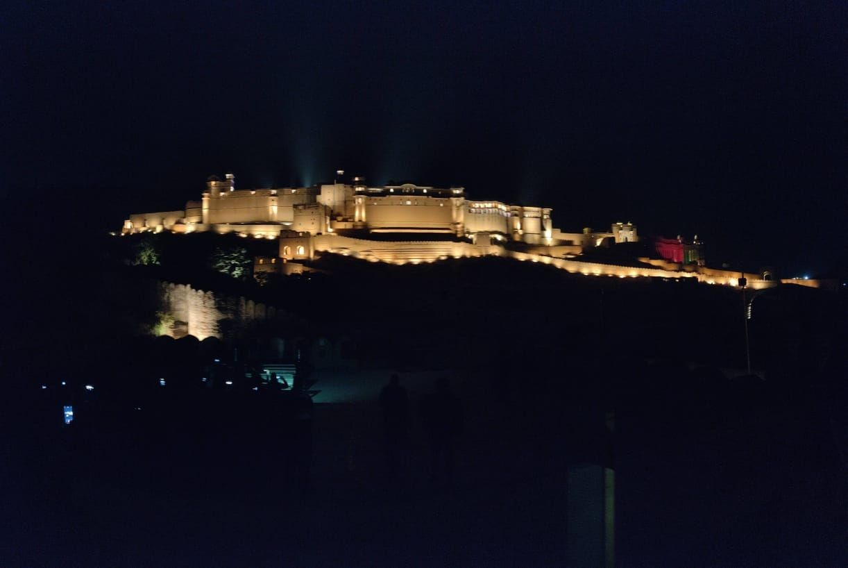 Photo of Amber Fort By Mishti Sarkar