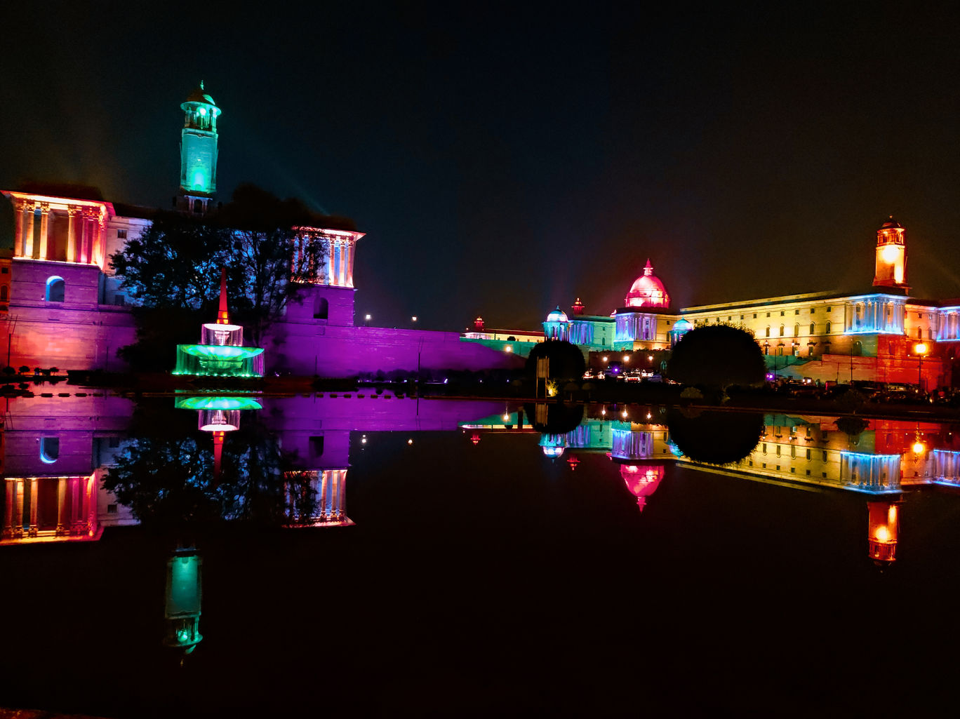 Photo of Raisina Hills By Rajdip Dey