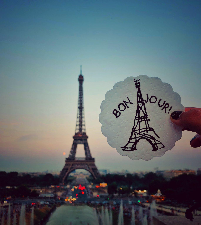 Photo of Paris By Blackbirdpixel