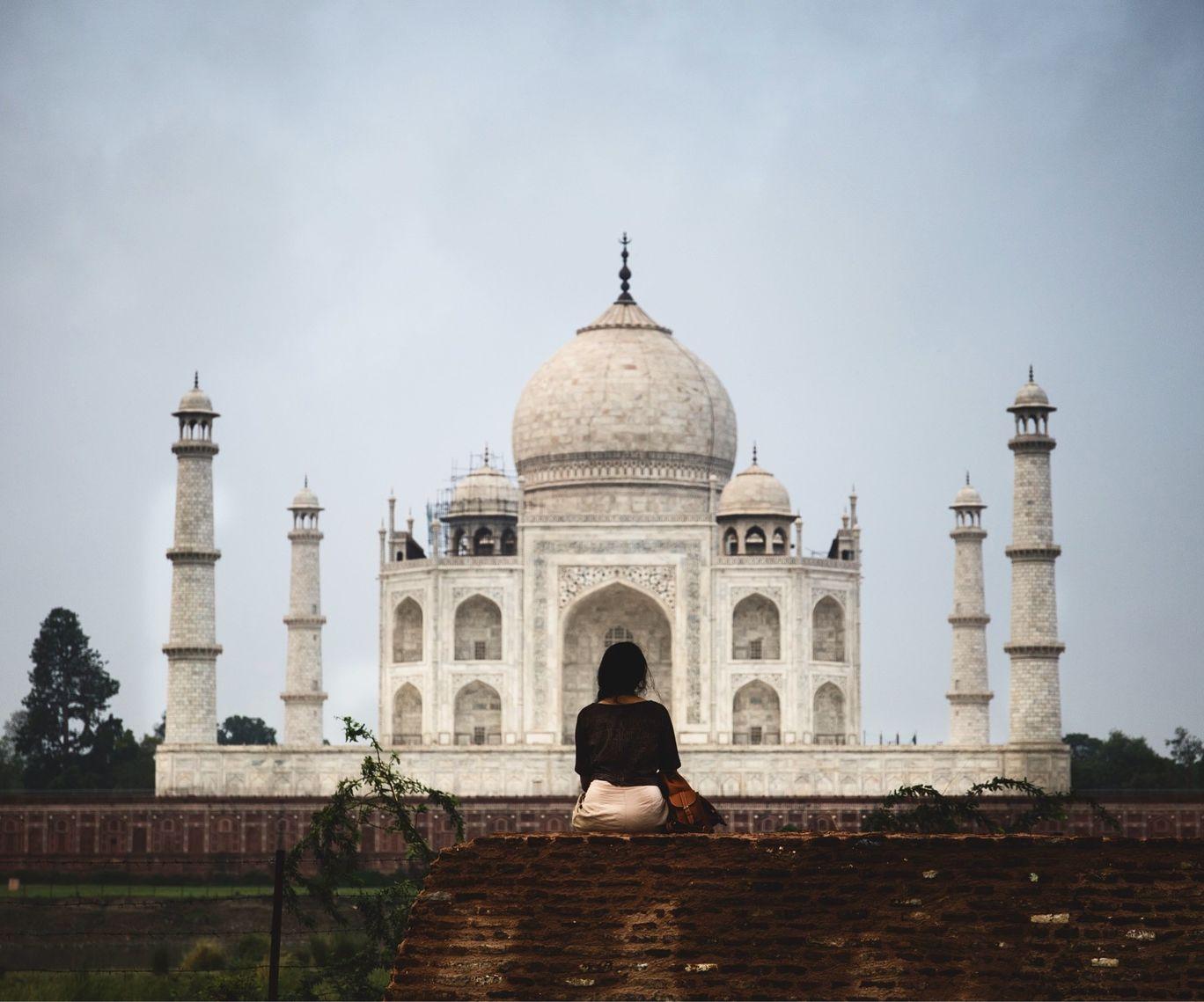 Photo of Agra By Blackbirdpixel
