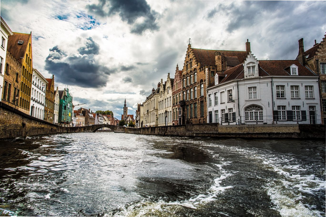 Photo of Bruges By Blackbirdpixel