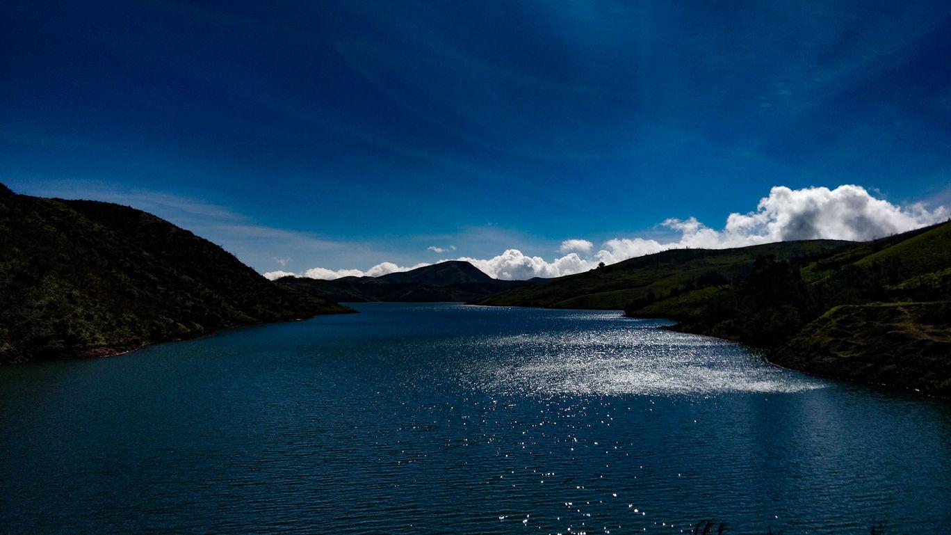 Photo of Avalanche Lake By Aleena Santosh