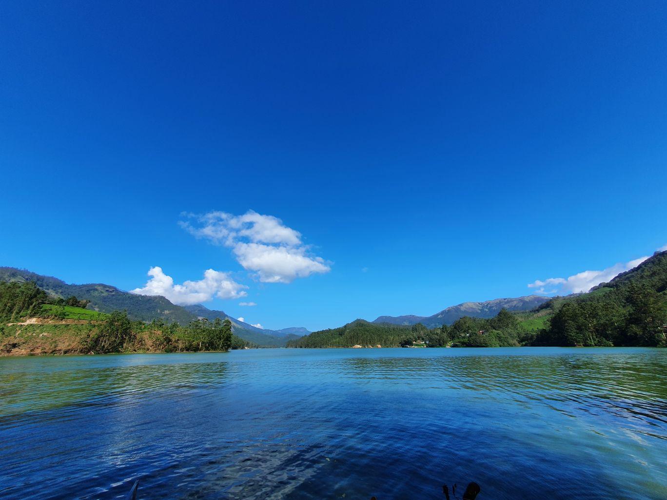 Photo of Mattupetty Lake By Nevin Jose Antony