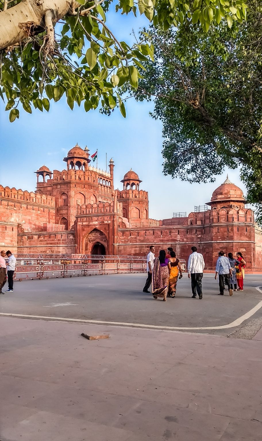Photo of Red Fort By Ved Nayak