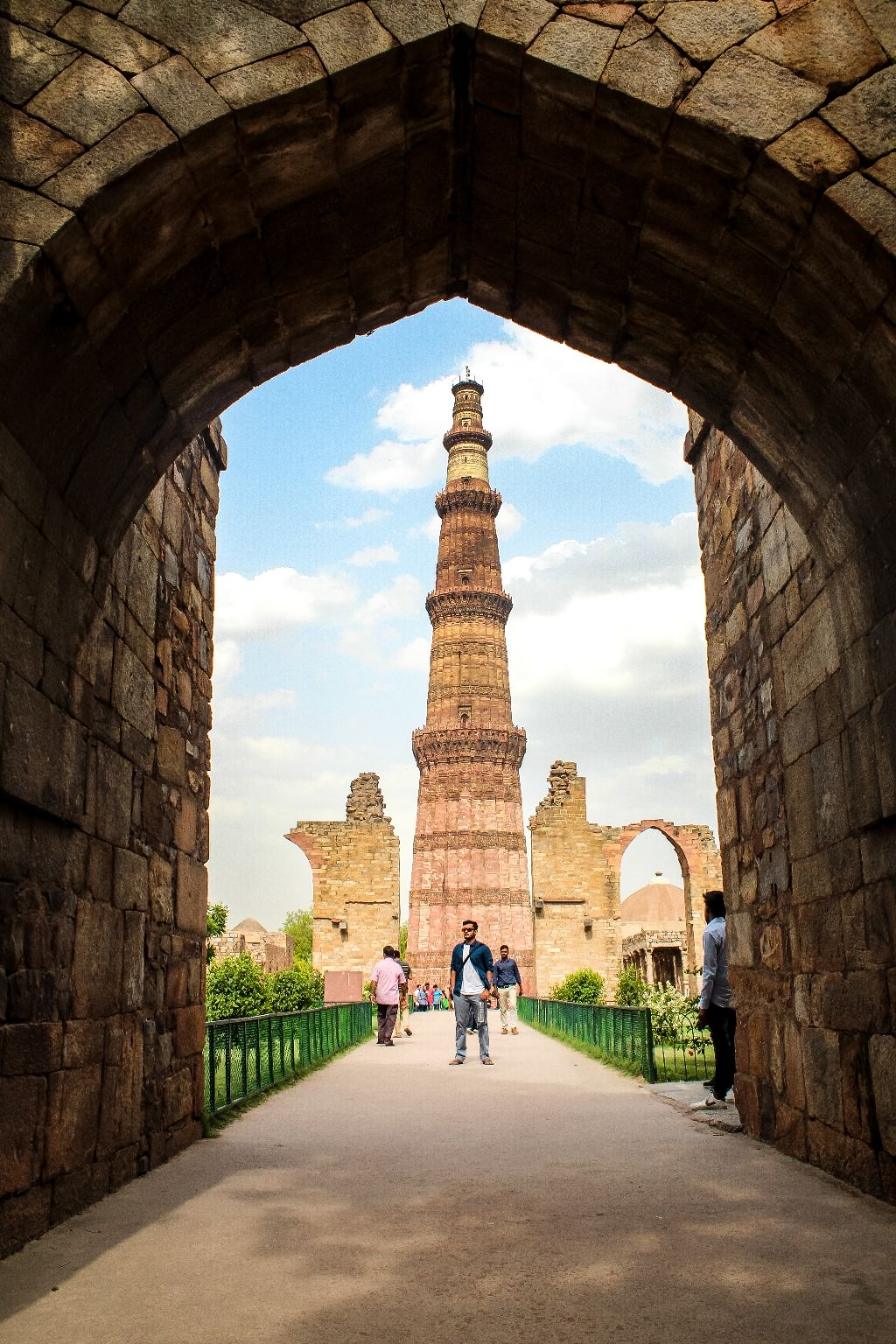 Photo of Qutub Minar By Ved Nayak
