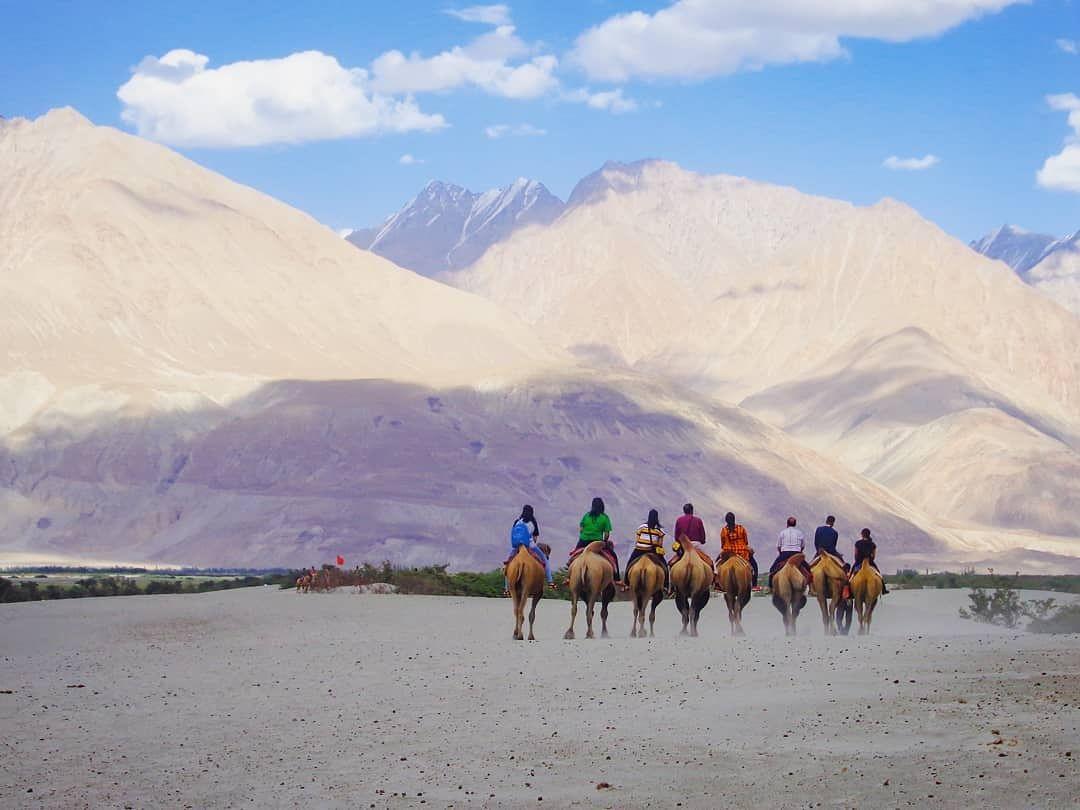 Photo of Nubra Valley By Soumyadeep Dev