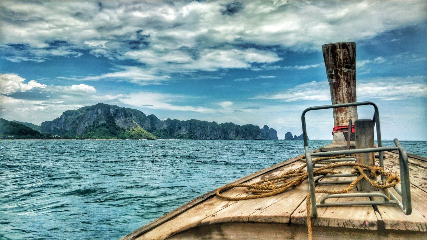 Photo of Ko Poda Krabi By Darshan Gandhi