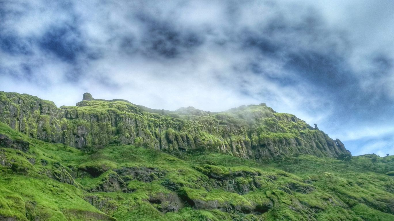 Photo of Rajgad Fort By D@₹¶a|\|