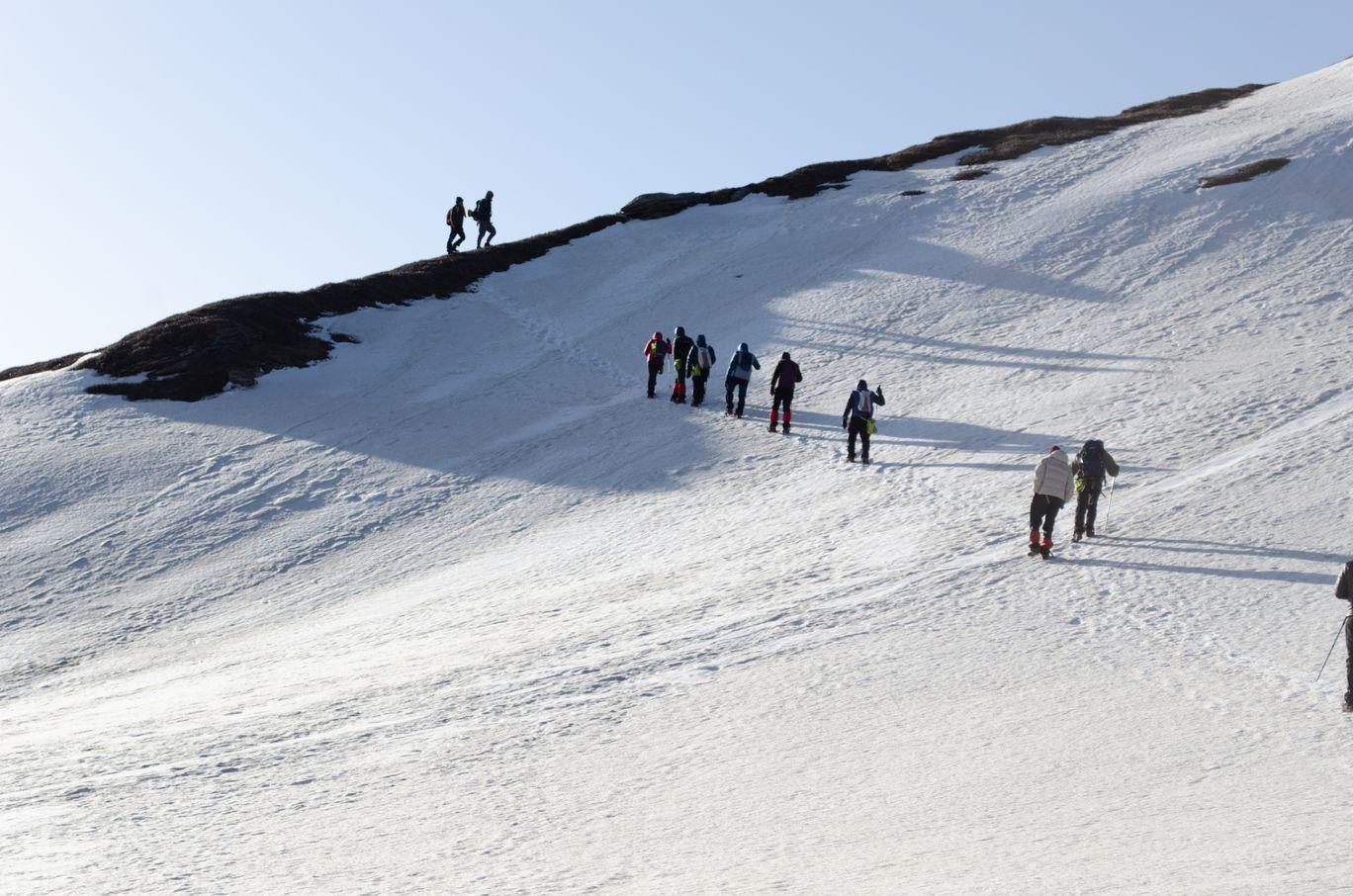 Photo of Pangarchulla Peak By Lakshya Garg
