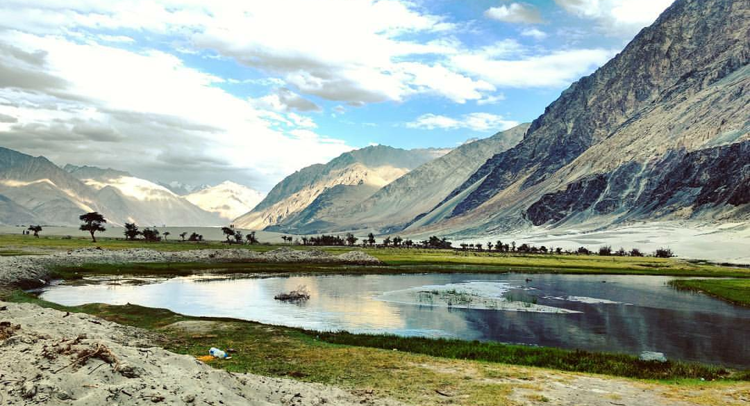 Photo of Nubra Valley By POOJA RAUT