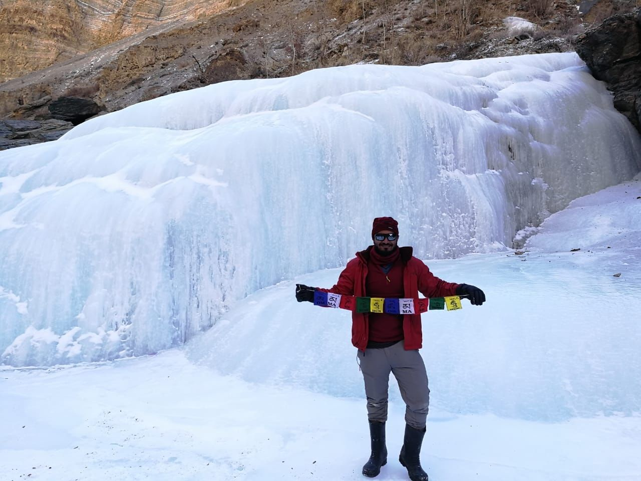 Photo of Chadar trek - Trekking In Ladakh - Frozen River Trekking In Ladakh By Ajay Singh