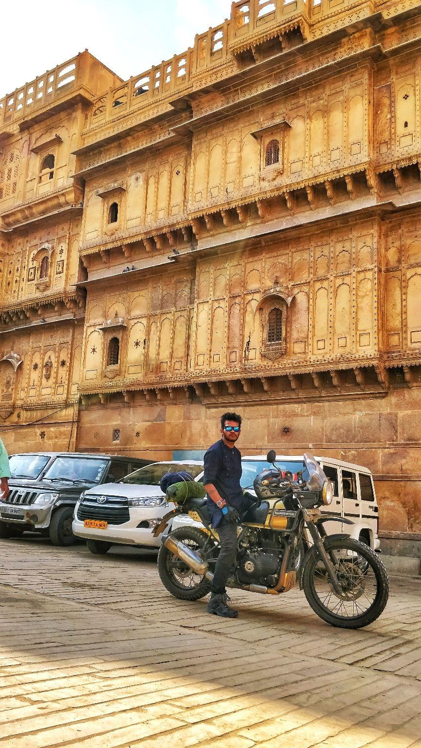 Photo of Jaisalmer By VIVEK KARTHIKEY
