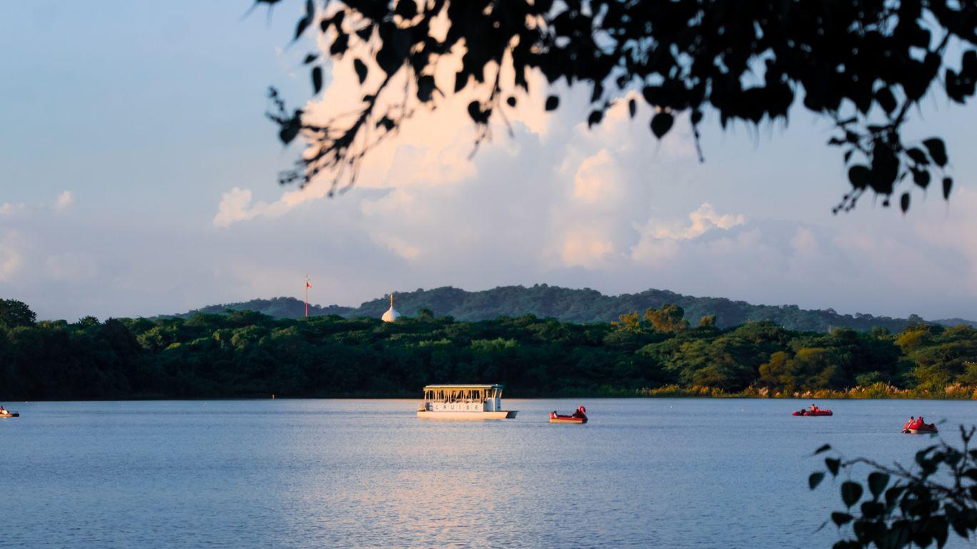Photo of Sukhna Lake By Naman Manchanda