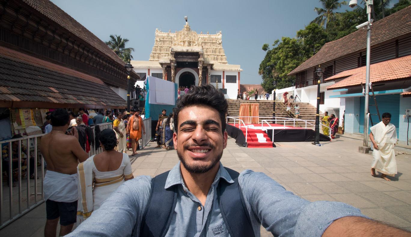 Photo of Sree Padmanabhaswamy Temple By Naman Manchanda