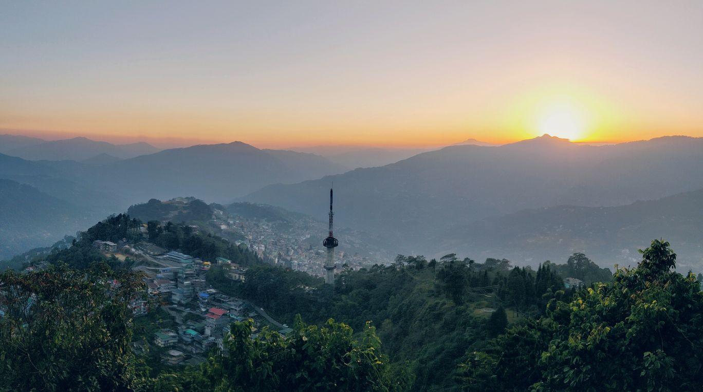 Photo of Gangtok By Chaitannya Dange
