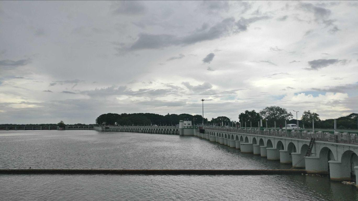 Photo of Kallanai Dam By Ramnath Reddy Madduri