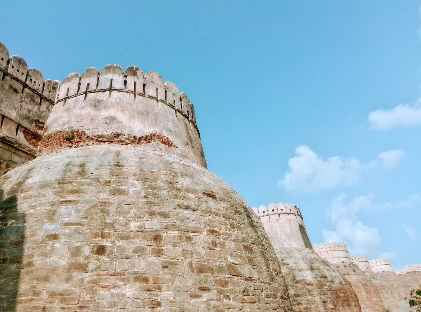 Photo of Kumbhalgarh Fort Rajasthan By Mehul Oswal