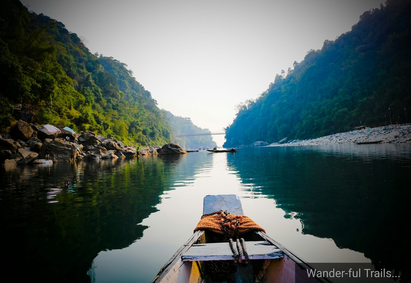 Photo of Dawki River By Muktha Mandara