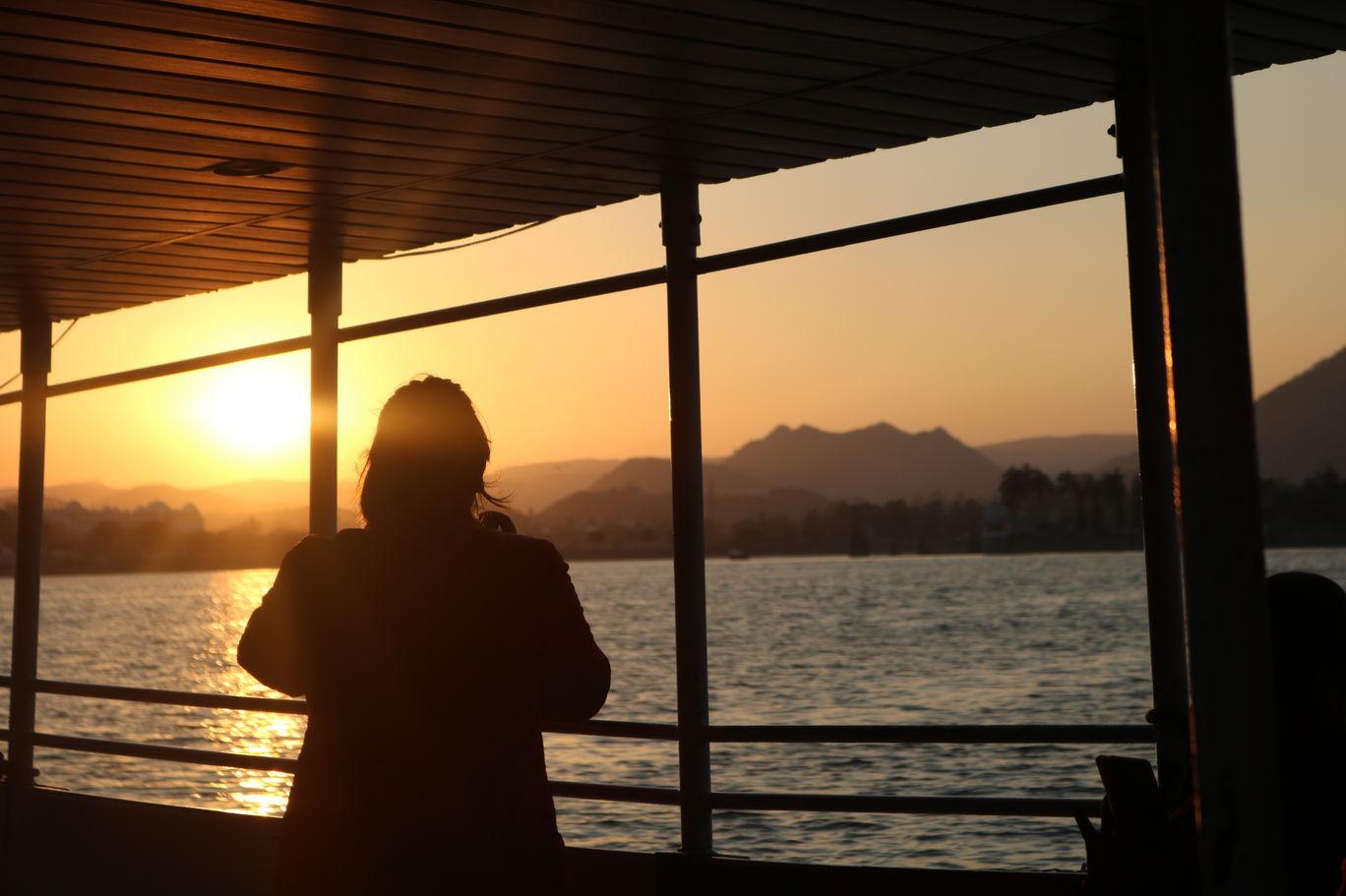 Photo of Fateh Sagar Lake By Muktha Mandara