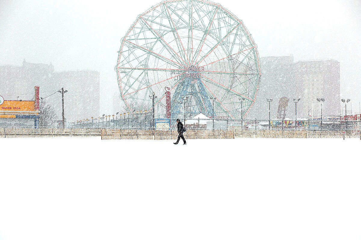 Photo of Coney Island By m cal
