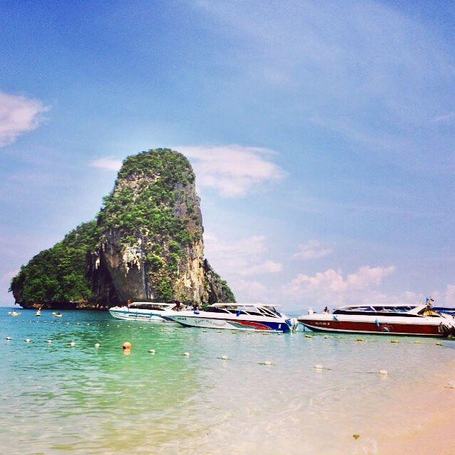 Photo of Phra nang Cave Beach By Maitri Parekh