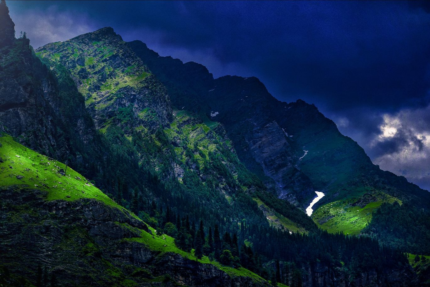 Photo of Manali By Chinmay Singh