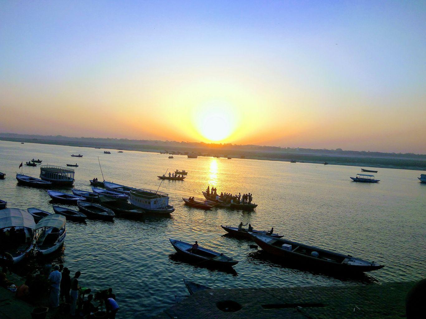 Photo of Varanasi By Anushka Shrivastava