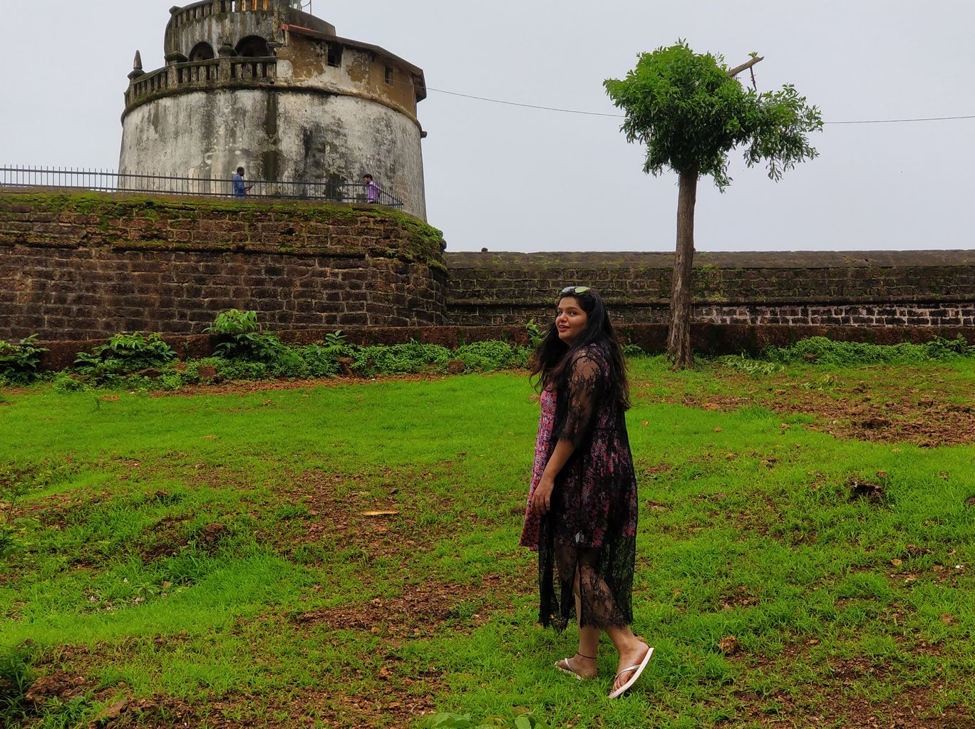 Photo of Aguada Fort By Taru Chaturvedi