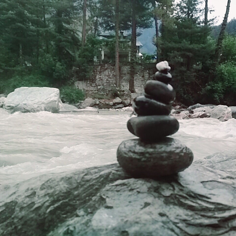 Photo of Kasol , Kher Ganga trek (HP) By Naaz