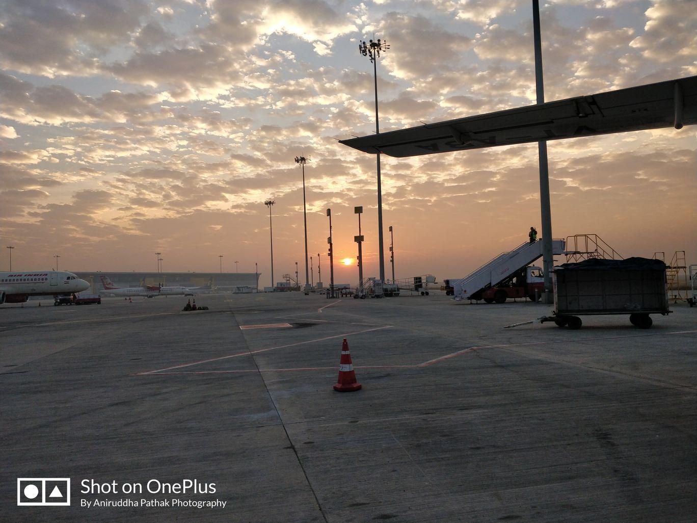 Photo of Chandigarh International Airport By Aniruddha Pathak