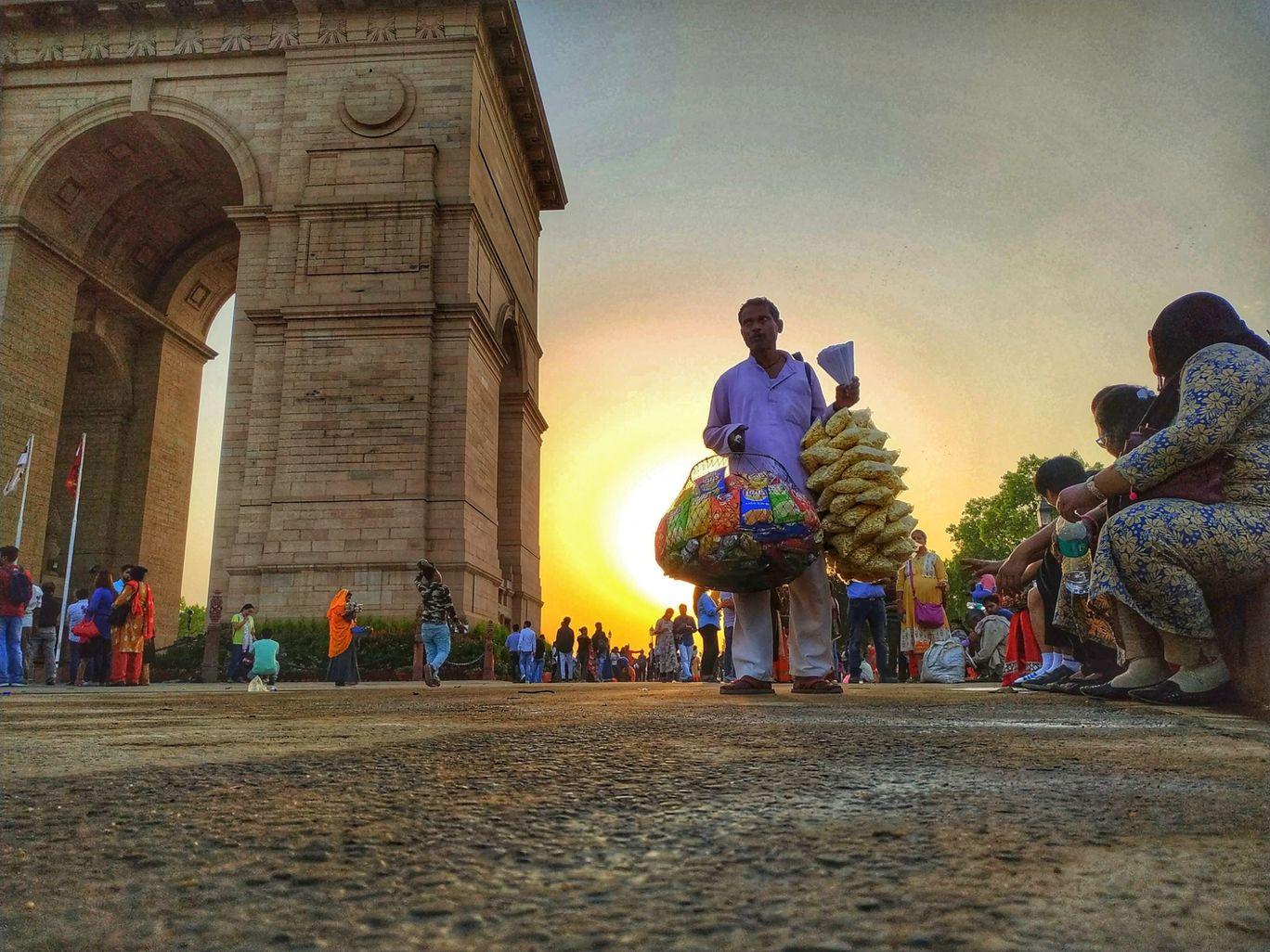 Photo of India Gate By Pooja Yadav
