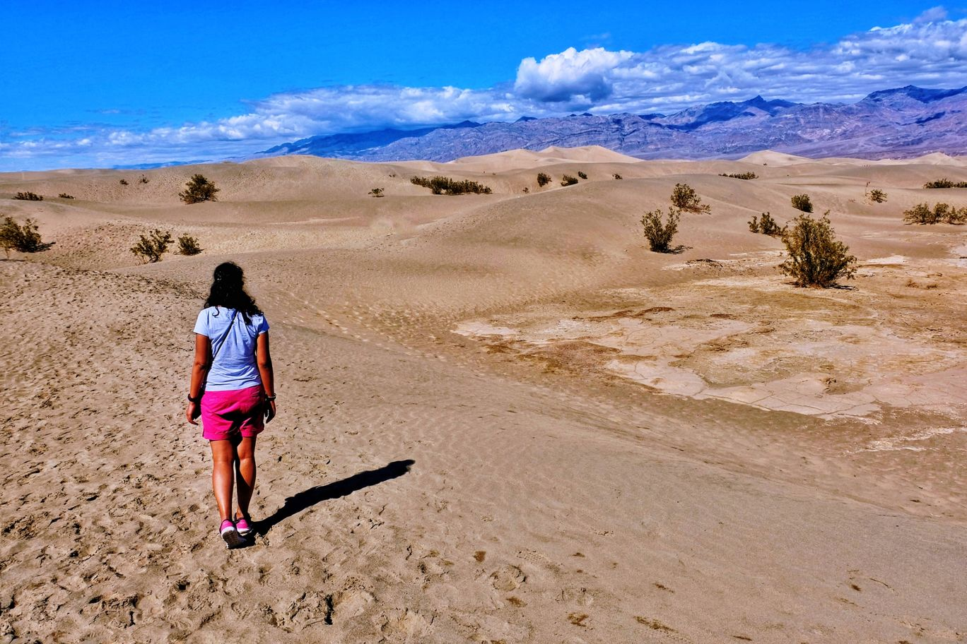 Photo of Death Valley By Penning Silly Thoughts