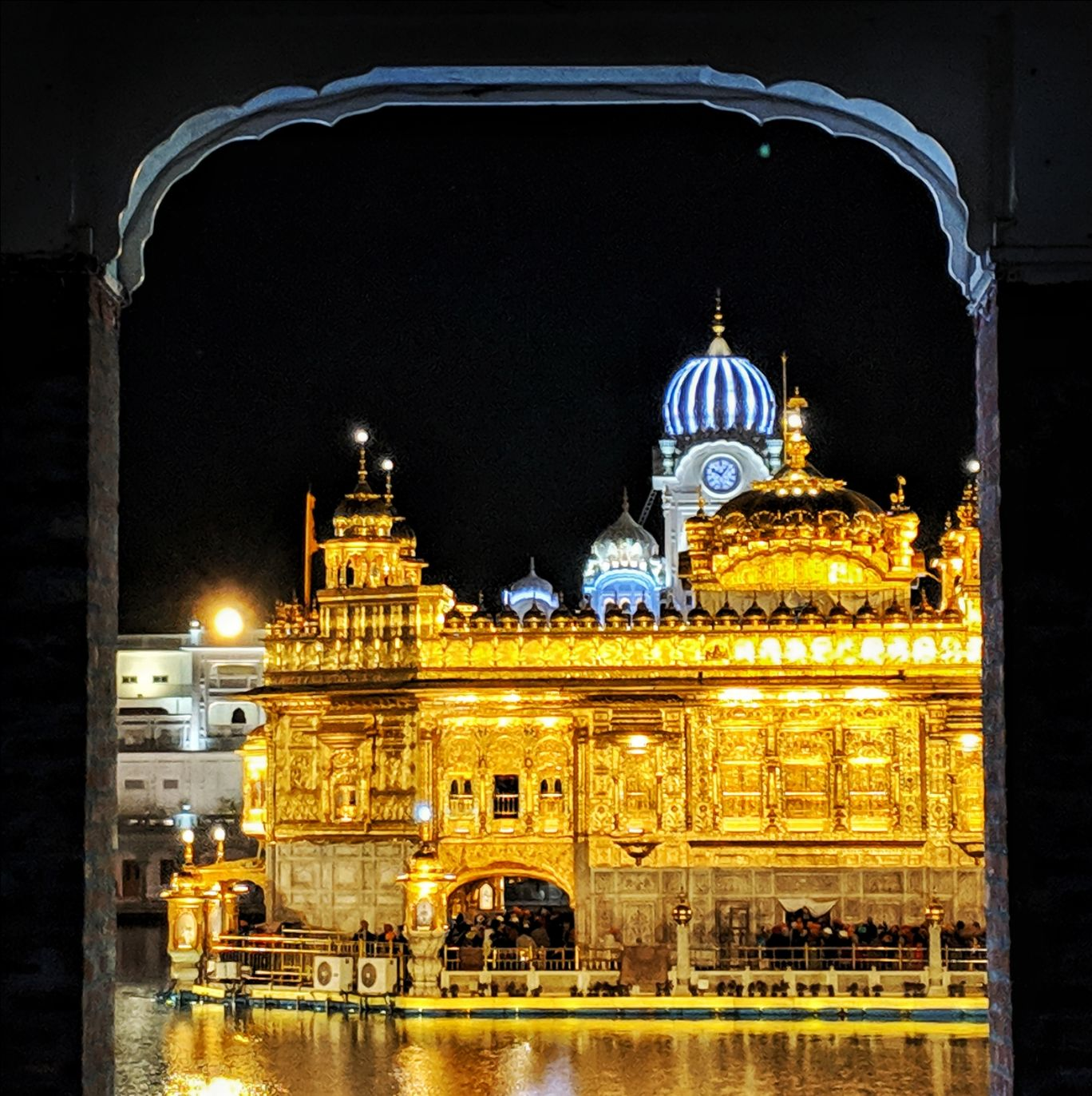 Photo of Harmandir Sahib By Penning Silly Thoughts