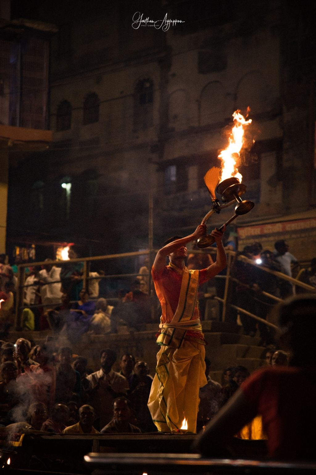 Photo of Dashashwamedh Ghat By Gowtham Ayyappan K