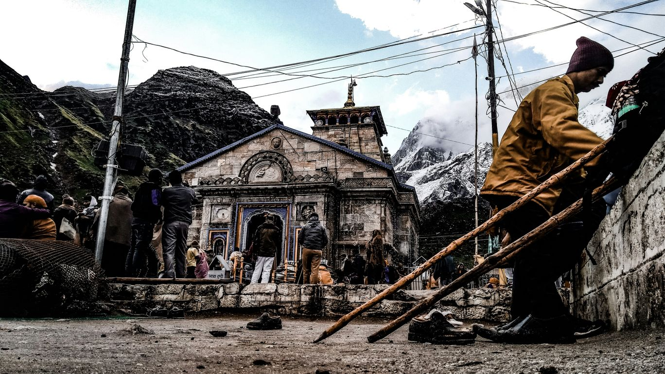 Photo of Kedarnath By The Paryatak