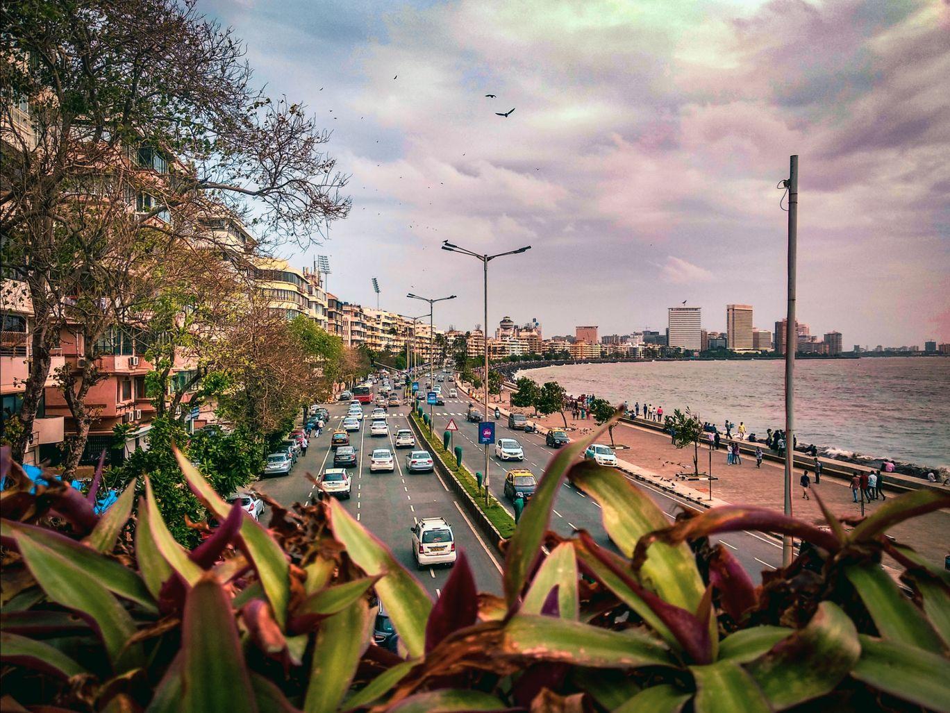 Photo of Marine Drive By Jaimin Sheth