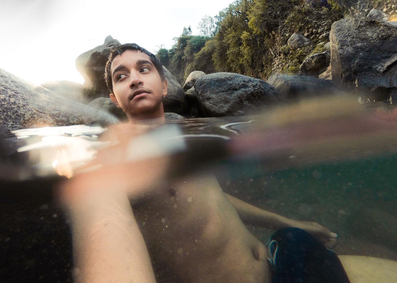 Photo of Beas River By nikhilesh badhwar