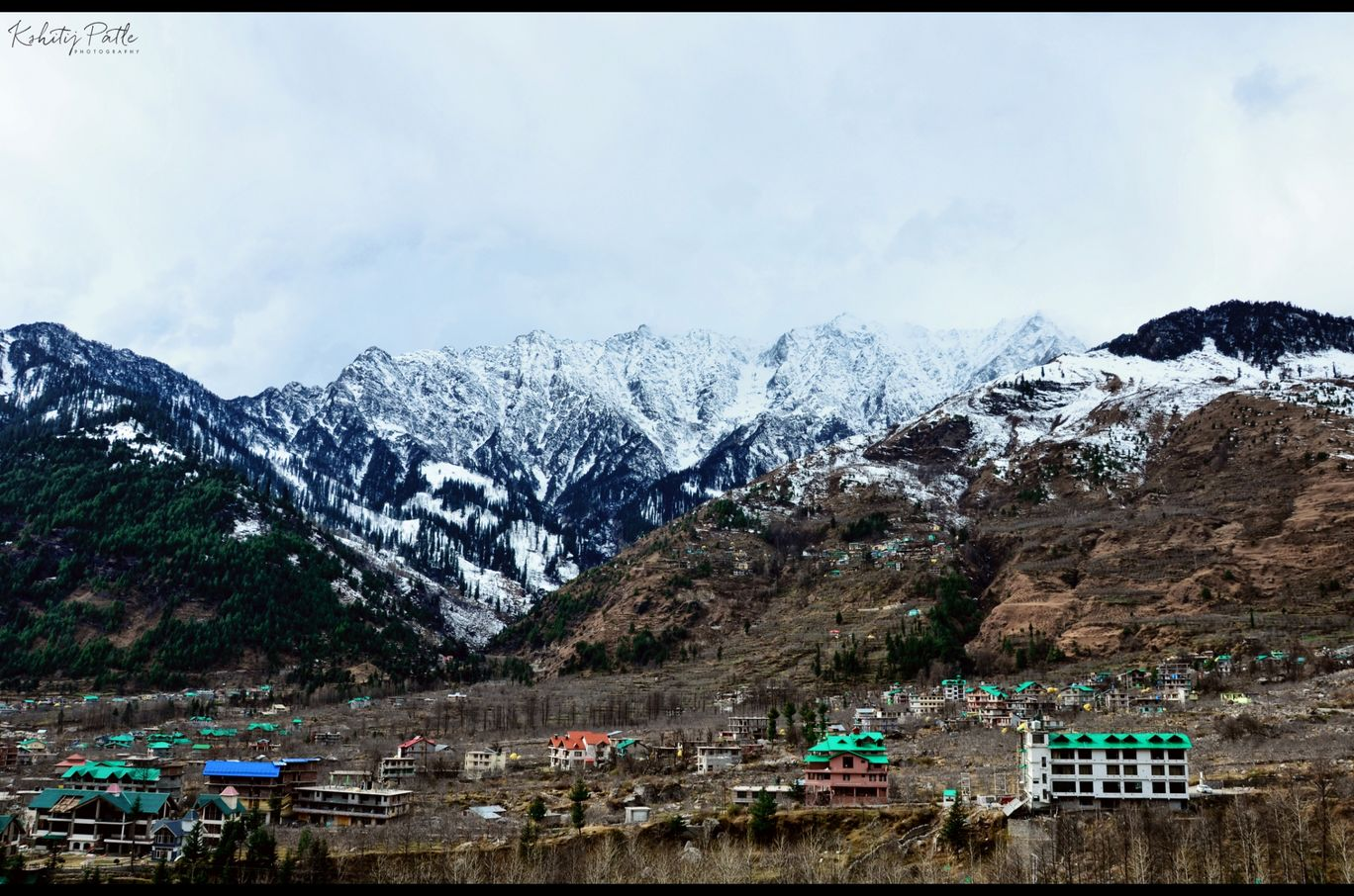 Photo of Manali By Kshitij Patle