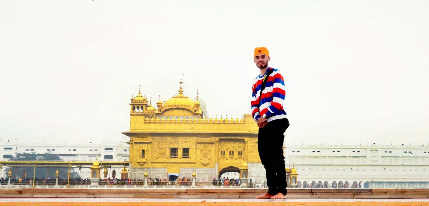 Photo of Amritsar By Kshitij Patle