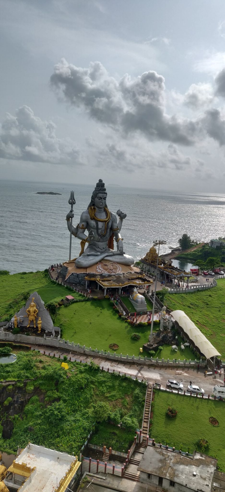 Photo of Murudeshwar Temple By Chandrakanth K