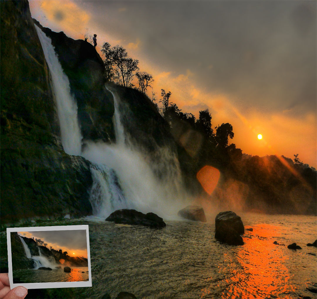 Photo of Athirappilly Water Falls By Prem Sai