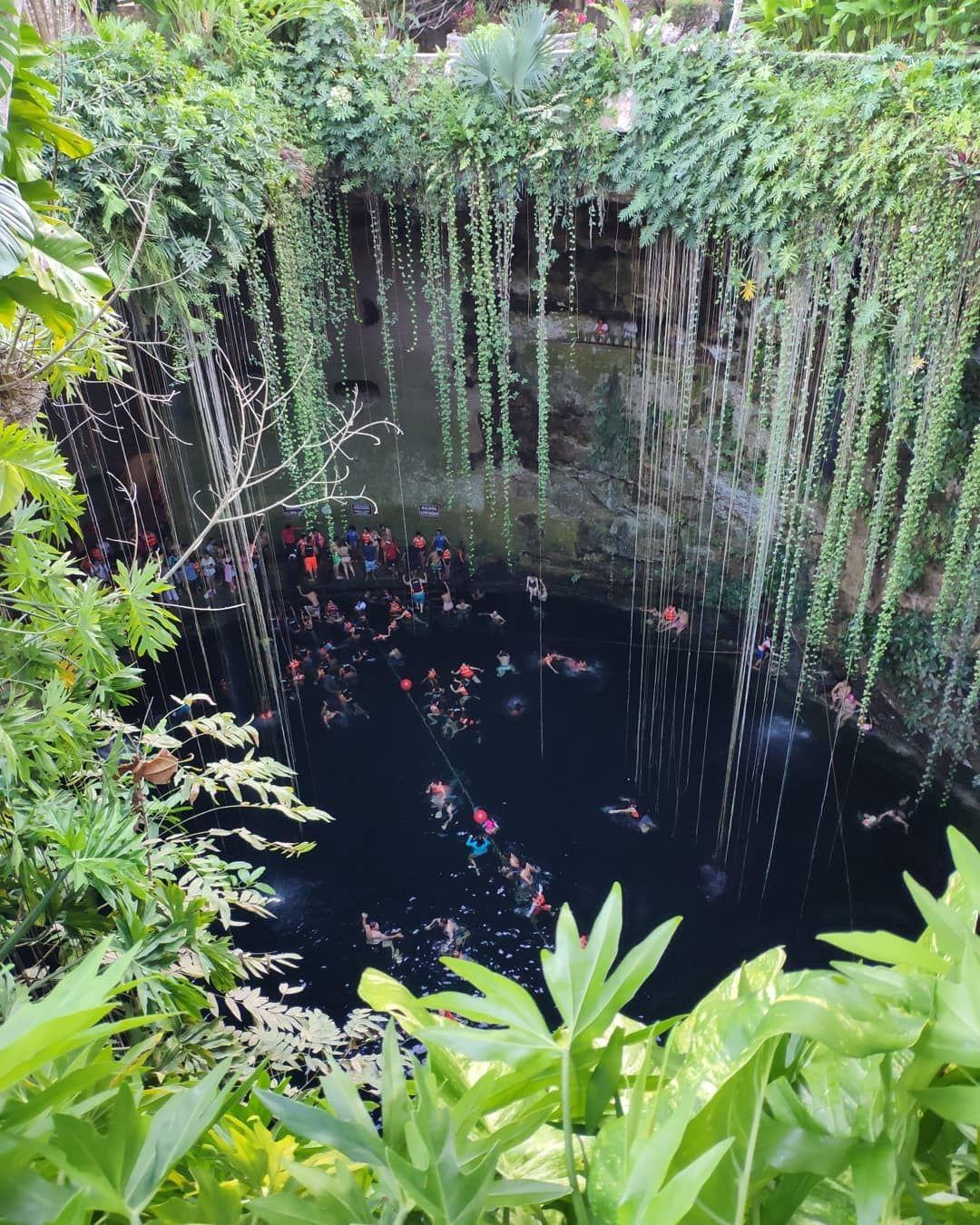 Photo of Cenote By Kashish Khan