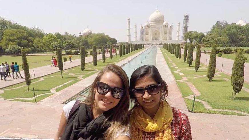 Photo of Taj Mahal By Preksha Sachdeva