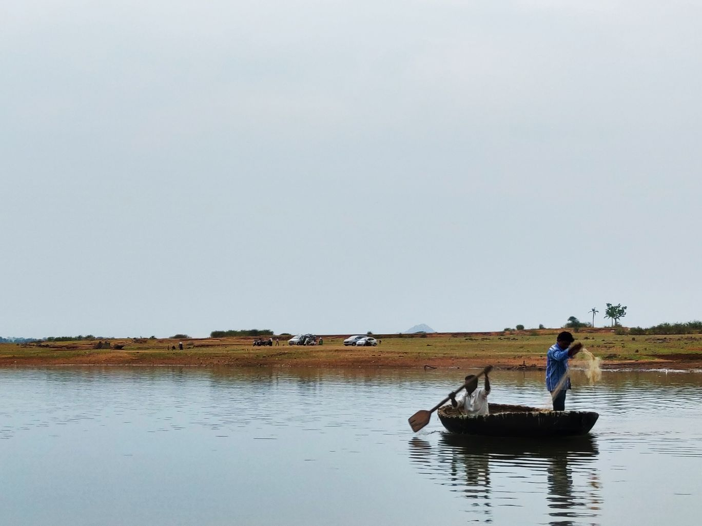 Photo of KRS Backwaters By Pulkit Agarwal