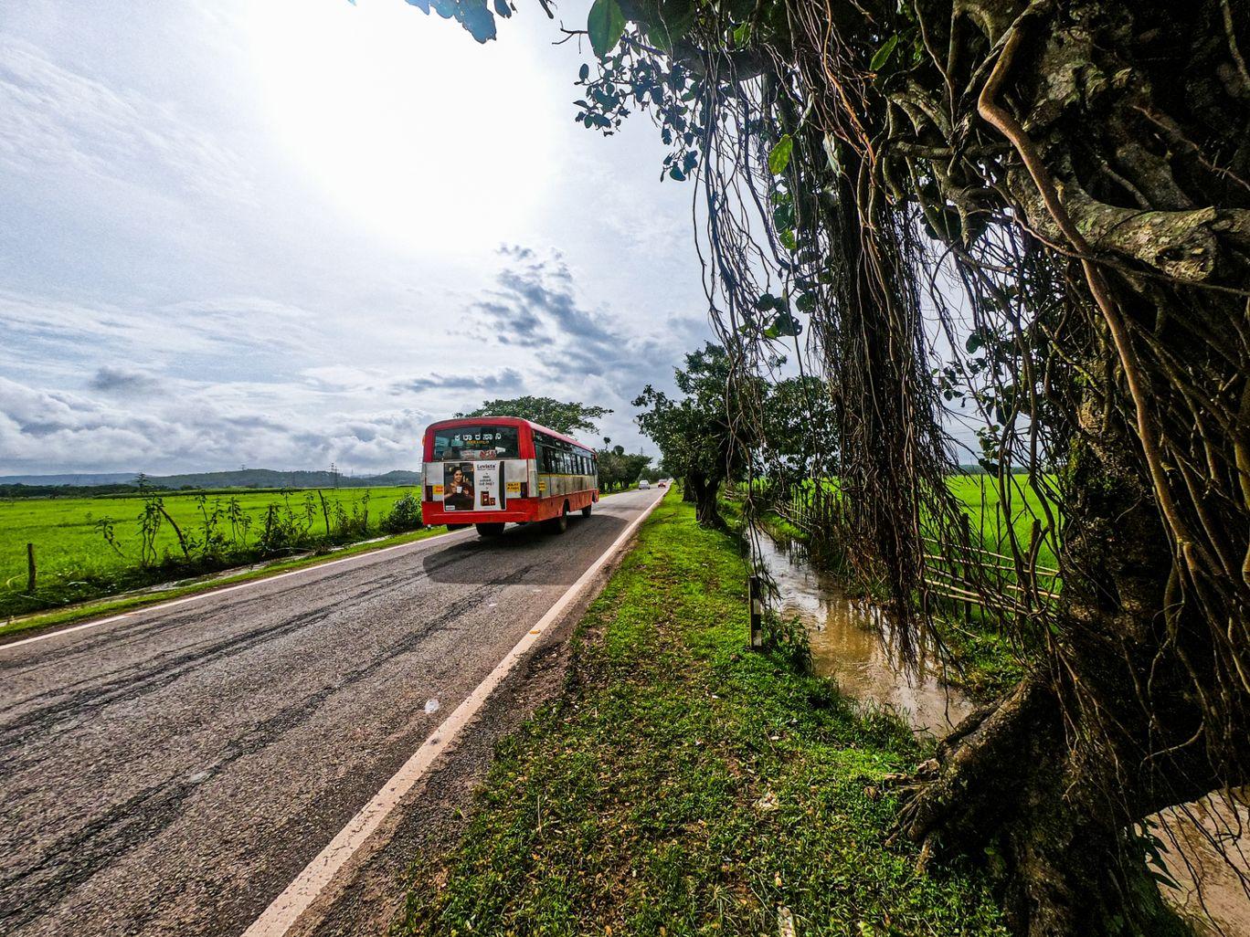 Photo of Thirthahalli Main Road-Sringeri Main Road By Savin Gurkar