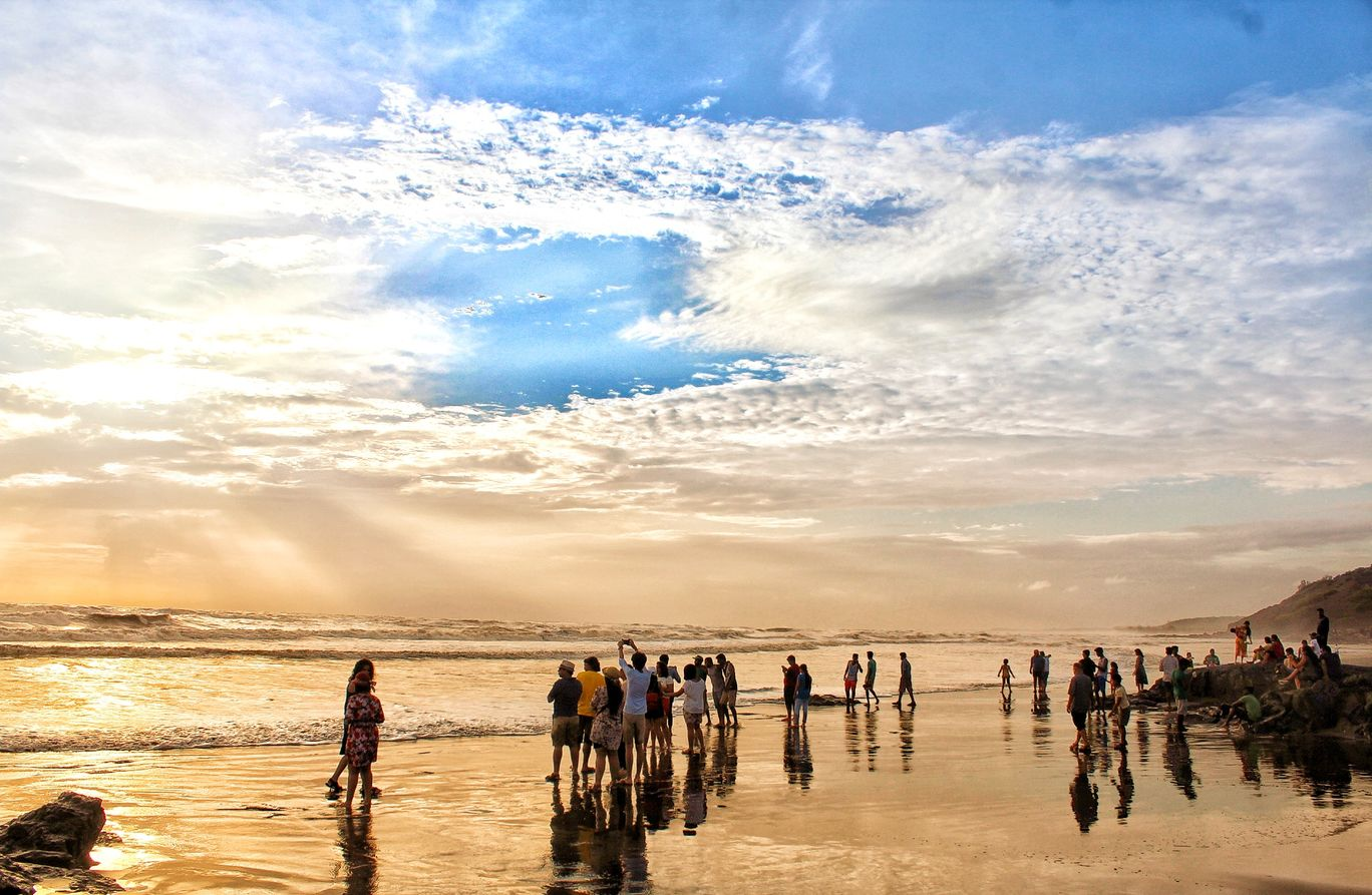 Photo of Vagator Beach By Varun Godara