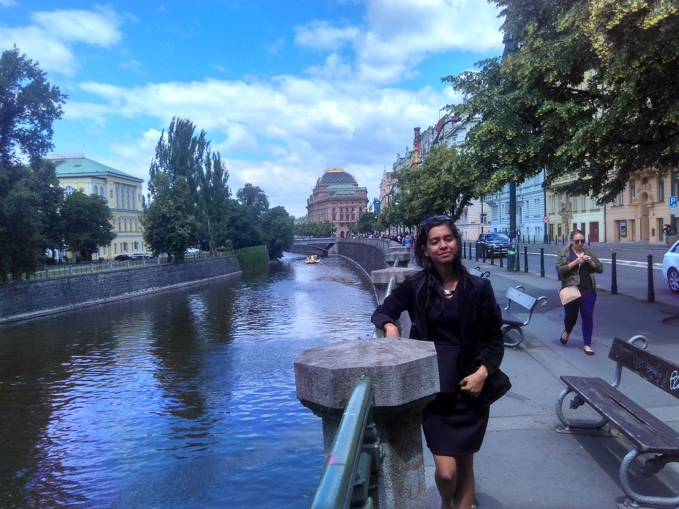 Photo of Prague By Anshu Verma
