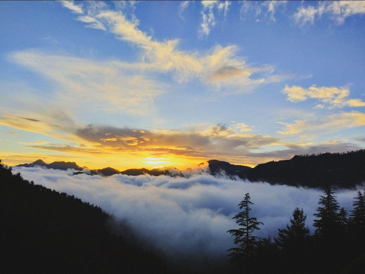 Photo of Himalayas By Shubhee