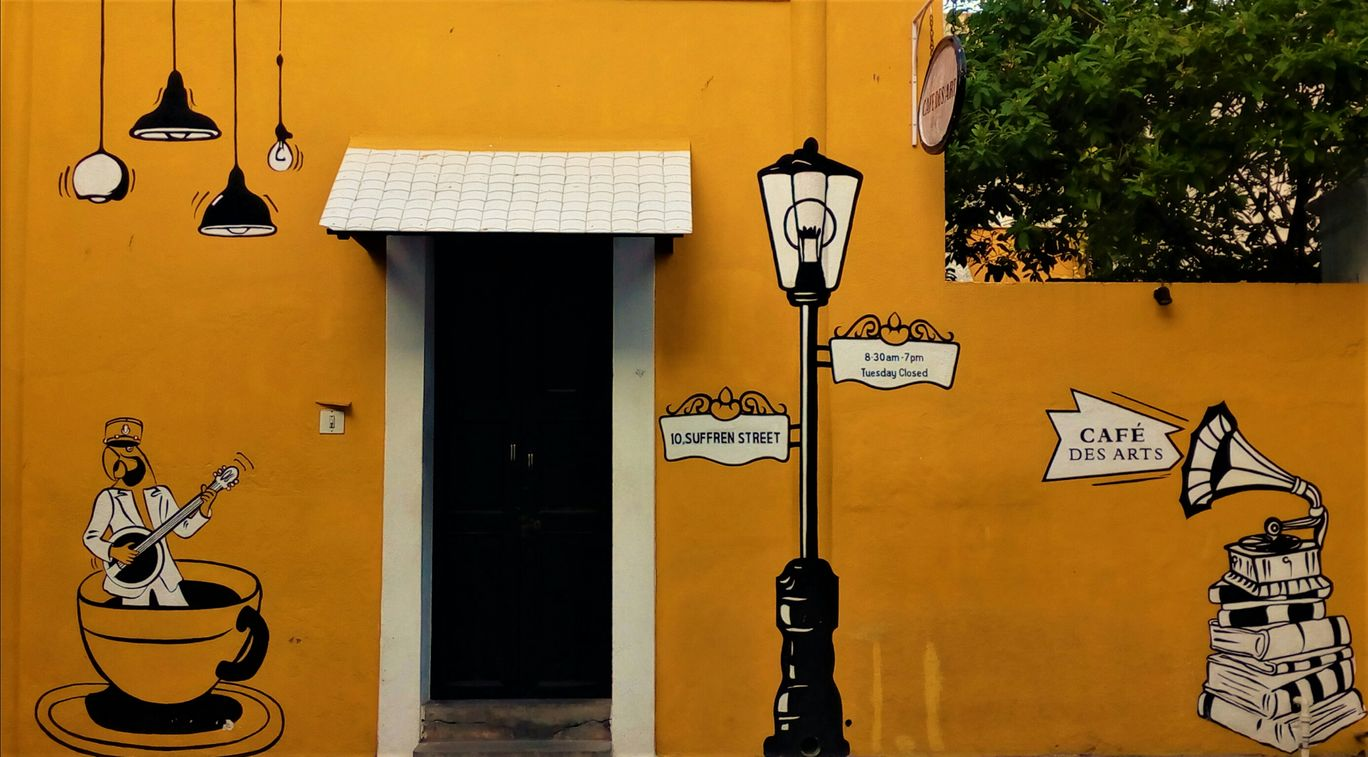Photo of Pondicherry By Vishal Patidar